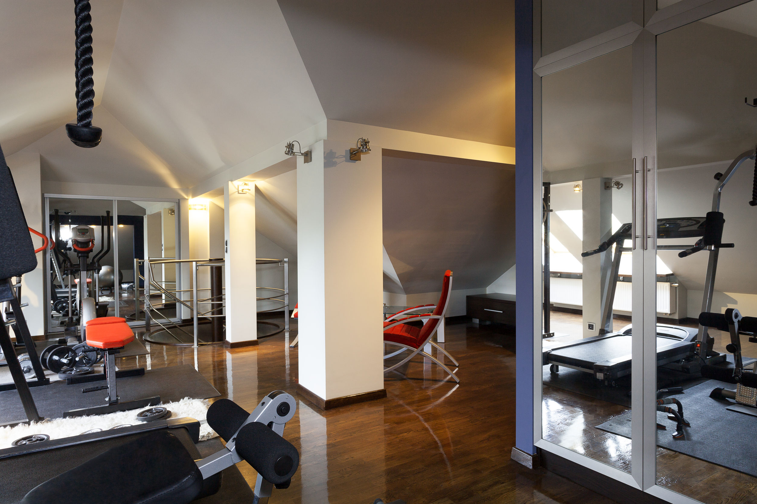 Best Apartments With Fitness Center Amenities in The Woodlands
